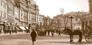 IMAGINI RARE Bucureştiul anilor `30, într-un reportaj impresionant