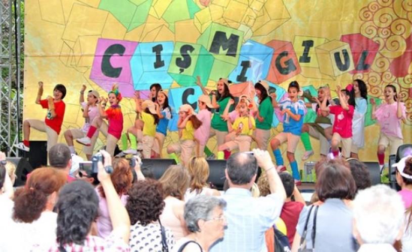 Clovnii, magicienii, Corabia Piraților şi… Nicole Cherry, pe 31 mai în Cismigiul Copiilor