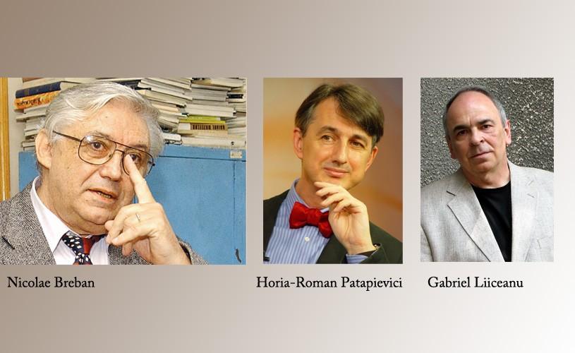 """Paleologu: """"Breban a spus că Patapievici și Liiceanu trebuie împușcați"""". Breban se apără"""