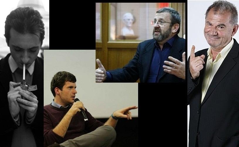 Scandal la UNATC: Andrei Rus & Andrei Gorzo VS Adrian Titieni & Florin Zamfirescu