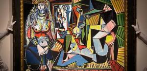 """Picasso bate toate recordurile - """"Les femmes d'Alger"""", 179,4 milioane de dolari"""