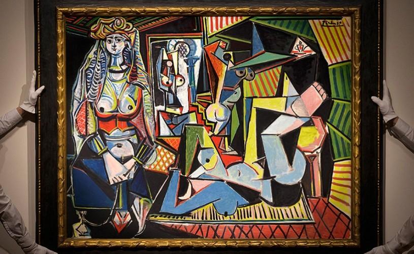 """Picasso bate toate recordurile – """"Les femmes d'Alger"""", 179,4 milioane de dolari"""