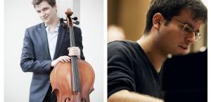 Andrei Ioniţă și Florian Mitrea, câştigătorii Concursul International ARD din München, în recital la Ateneul Român