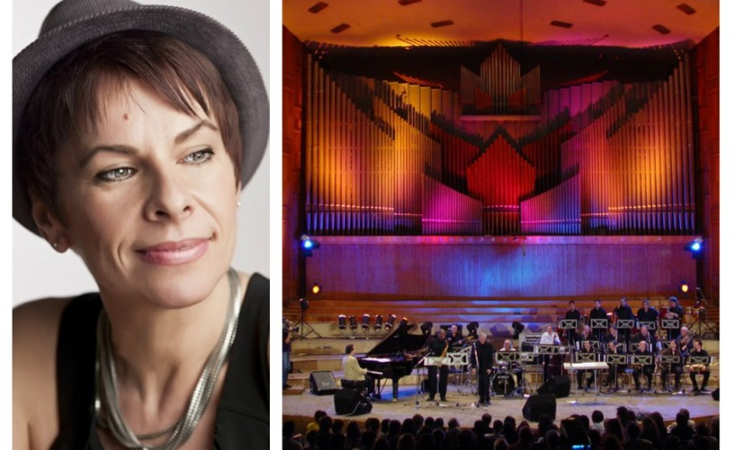 Teodora Enache cântă cu Big Band-ul Radio