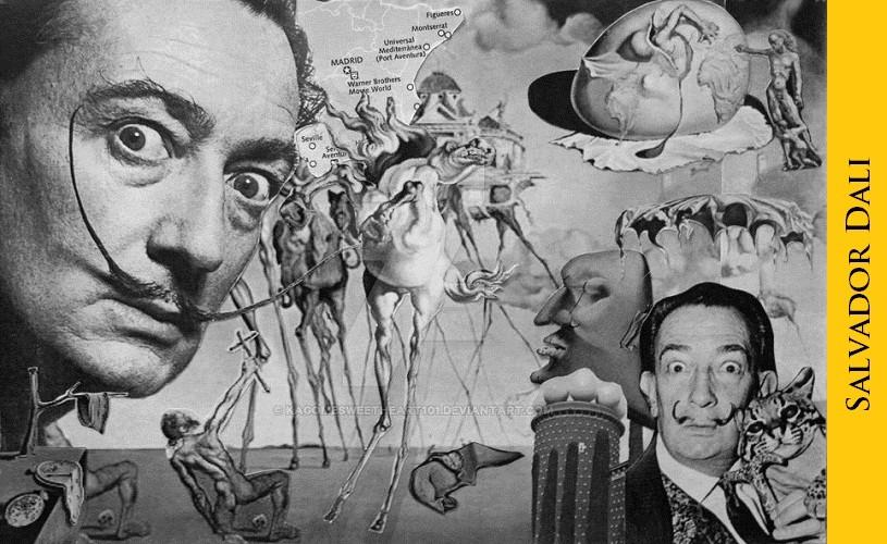 Salvador Dali – curiozități (esențiale)