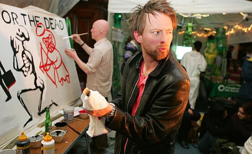Thom Yorke a compus un cântec care durează 18 zile