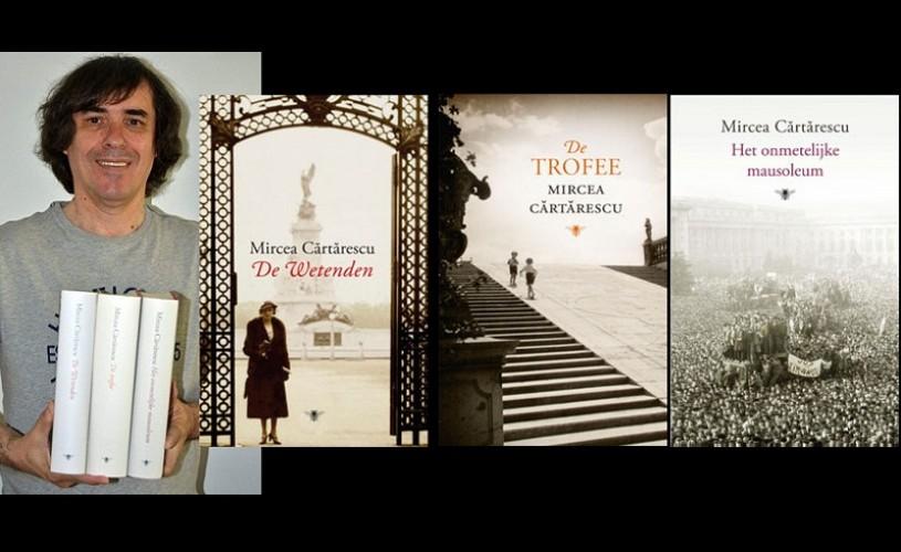 """Trilogia """"Orbitor"""", de Mircea Cărtărescu, tradusă în Olanda"""