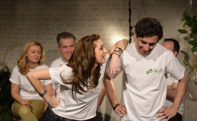 Impro show caritabil – oferă un zâmbet copiilor!