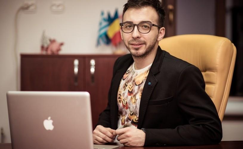"""<strong>Adrian Tibu</strong>: """"PR – o combinaţie creativă de informaţie, marketing, noi tehnologii şi oameni"""""""