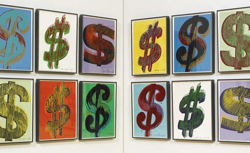 Artă de 1 miliard de dolari, la licitaţie la Londra