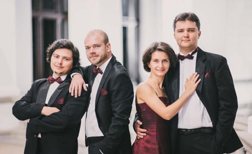 Cvartetul Arcadia, în recital la Bucureşti