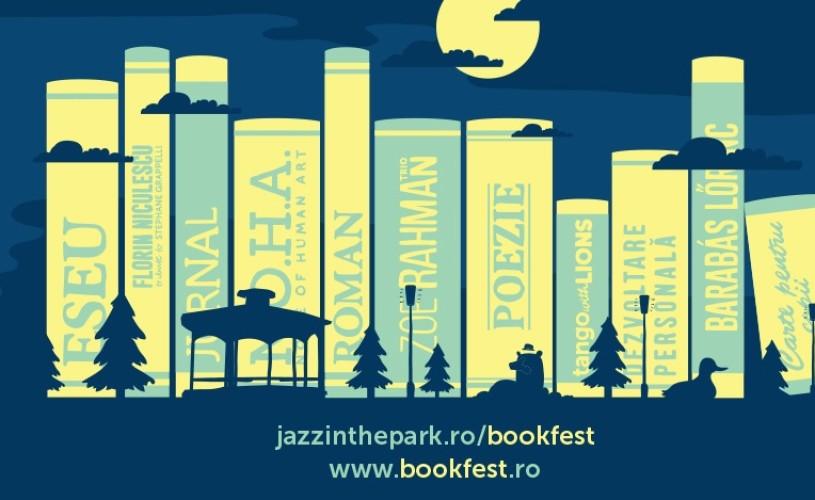 Bookfest Estival vine la Jazz in the Park