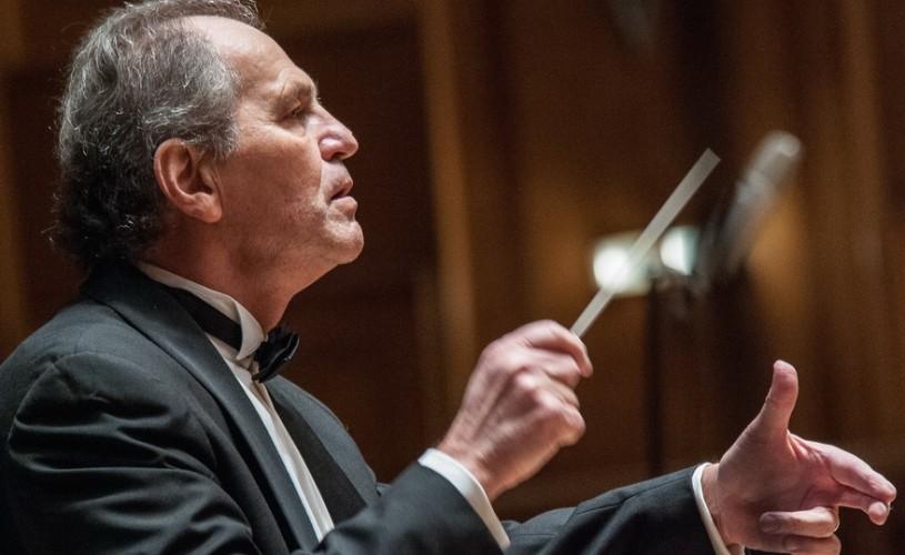 Cristian Mandeal dirijează un concert Dvořák/Schumann la Sala Radio