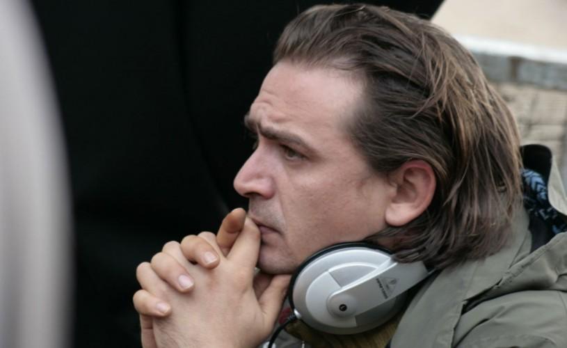 """Igor Cobileanski se pregătește de filmări pentru lungmetrajul """"Afacerea Est"""""""