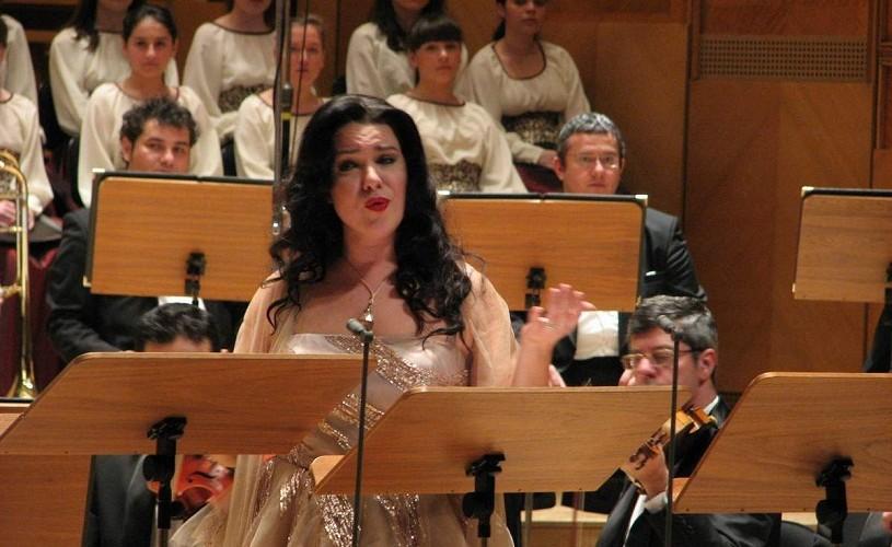 """""""De la Baroc la Maria Tănase"""", cu Soprana Irina Iordachescu, la Ateneul Român"""