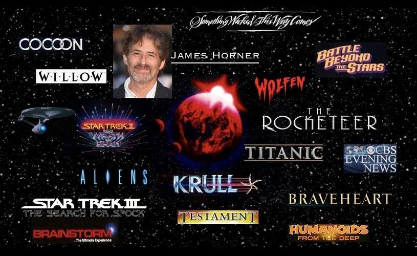 James Horner, celebrul compozitor de muzică de film, a murit într-un accident de avion
