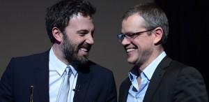Ben Affleck şi Matt Damon, într-un film inspirat de scandalul FIFA
