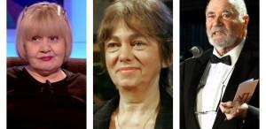 Ion Besoiu, Valeria Seciu şi Rodica Mandache, trei noi stele pe Aleea Celebrităţilor