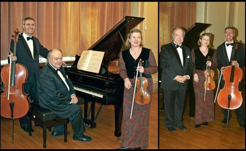 Trio-ul Pro Arte, la Ateneu