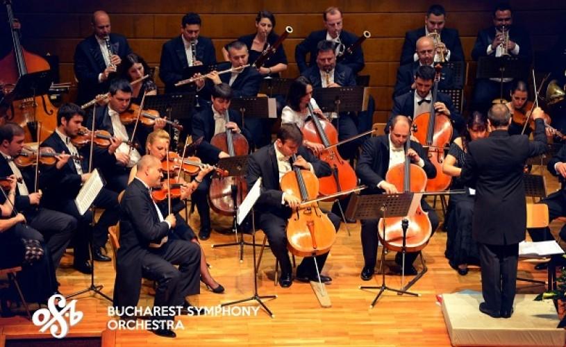 """Concert extraordinar """"Berlin Philharmonic Concertmaster"""" & """"Orchestra Simfonică Bucureşti"""""""