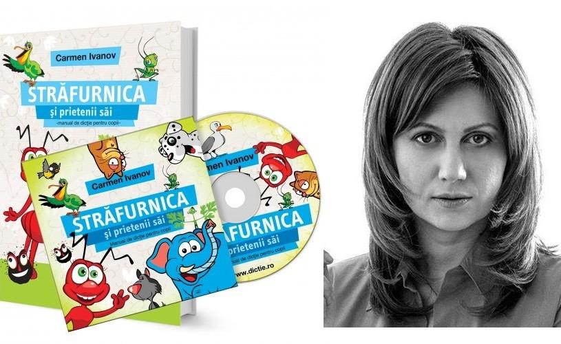 Manual de dicţie pentru copii – premieră pentru învăţământul din România