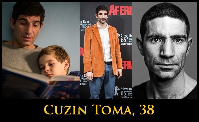 Cuzin Toma, 38. La mulţi ani!