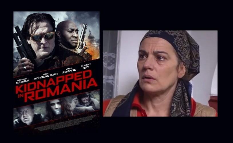 """""""Kidnapped in Romania"""", cu Maia Morgenstern, proiectat pe 9 iunie, în Bucureşti"""