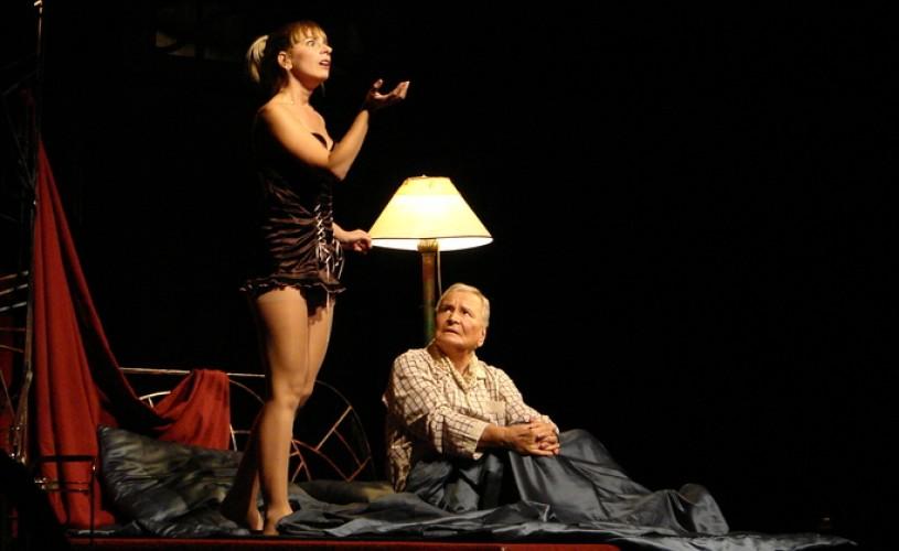 """""""Egoistul"""", un spectacol de colecţie cu Radu Beligan, pe 7 septembrie"""