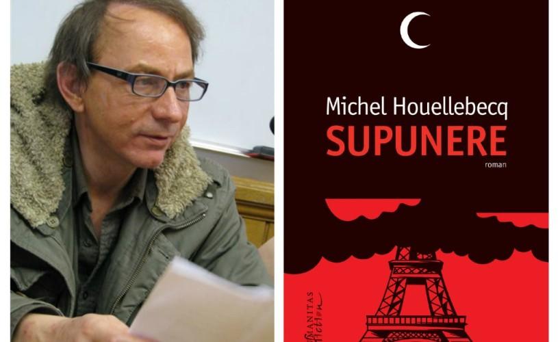 """""""Supunere"""" de Michel Houellebeq, dezbatere-eveniment la Humanitas"""