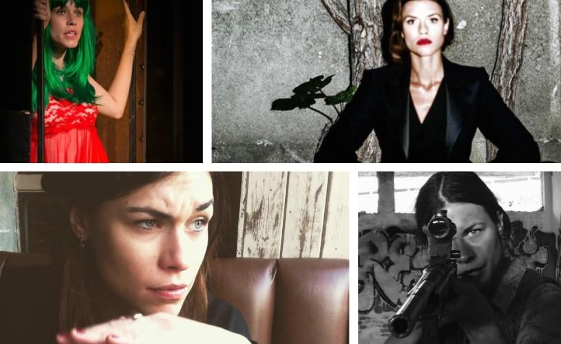 """<strong>Ana Ularu</strong>: """"E interesant să fii puțin bizar, să nu-ți fie teamă de ridicol"""""""