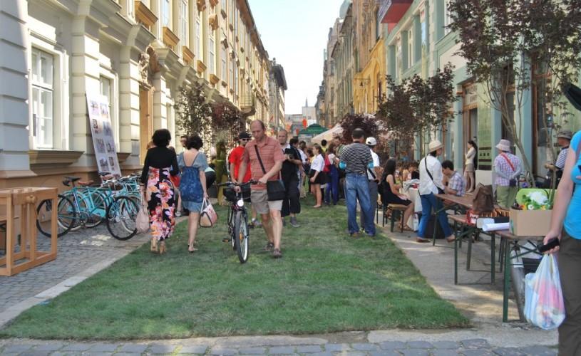 Street Delivery, între 12 și 14 iunie, în 4 mari orașe