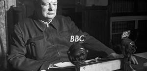 """Winston Churchill, atacat într-un documentar BBC: """"beţiv şi susţinător al fascismului"""""""