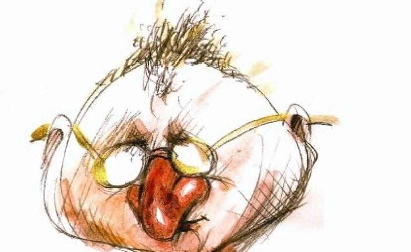 Horațiu Mălăele: <strong>10 caricaturi</strong> festive