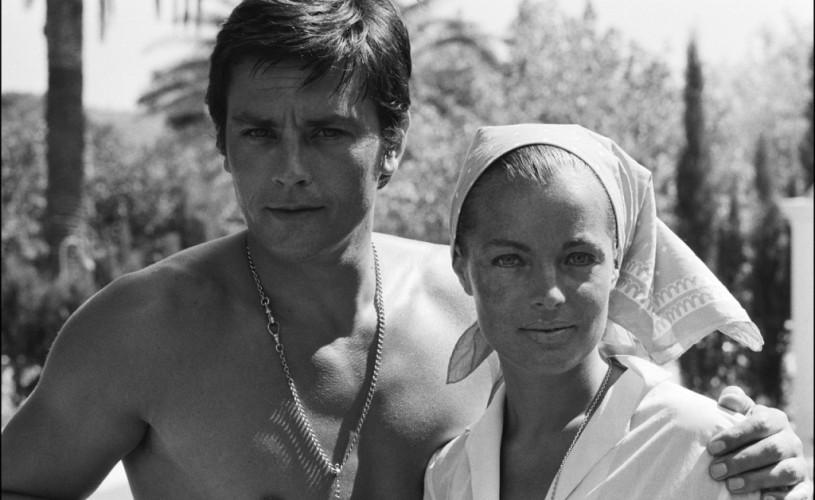 <strong>Romy Schneider & Alain Delon.</strong> Iubirea devorată de succesul de pe ecran