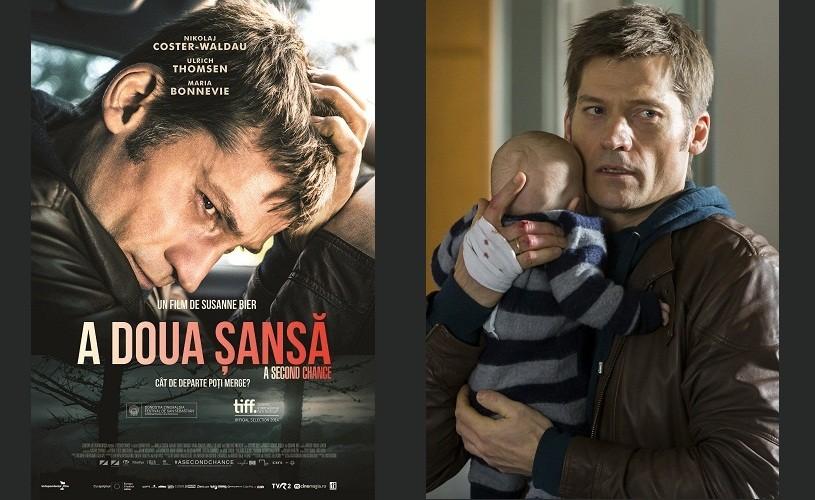 A doua şansă, un nou film de Susane Bier, din 31 iulie la cinema