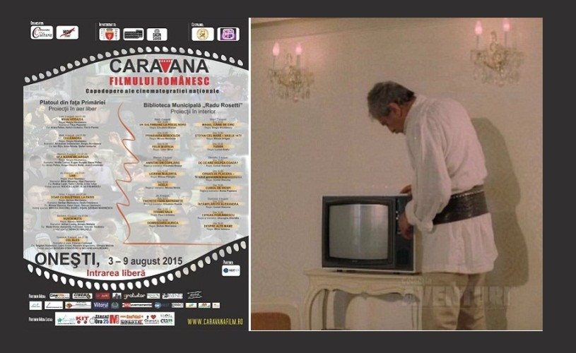 Regal al filmului românesc la Oneşti, 3 – 9 august