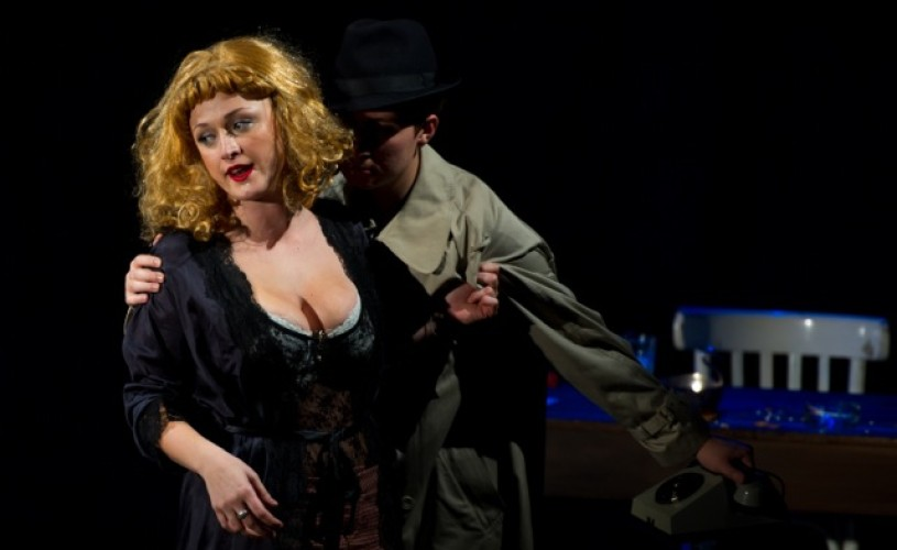""",,Bullets over Lipscani"""", la Godot Cafe-Teatru"""