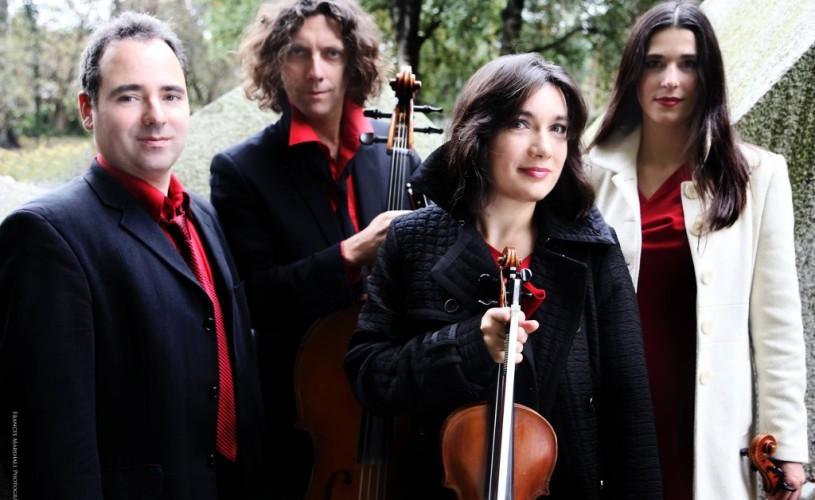 Cvartetul de coarde ConTempo, focusul Festivalului ICon Arts – Sibiu