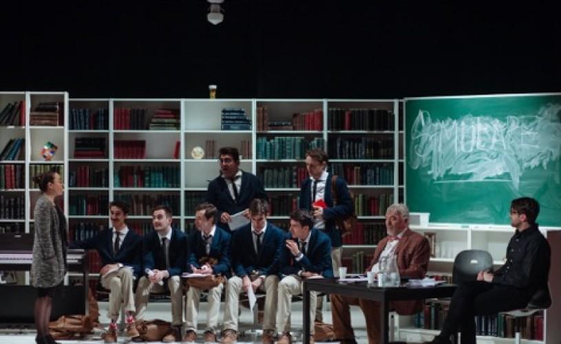 """Spectacolul """"The History Boys"""", invitat la festivaluri"""