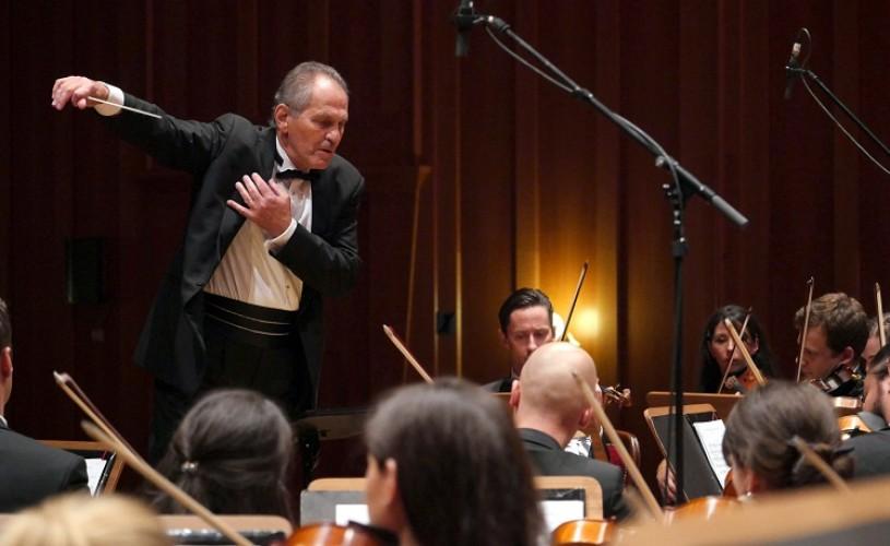 Orchestra Română de Tineret a entuziasmat în Italia