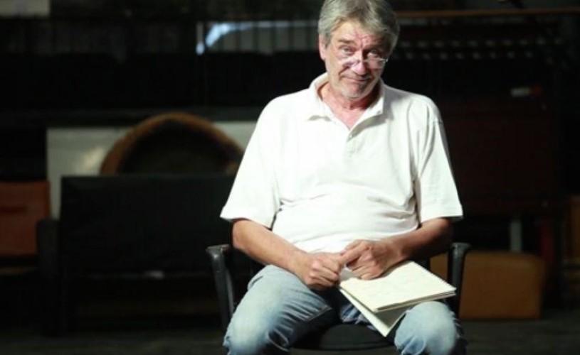 Marcel Iureș, într-un spectacol scris și regizat de Cătălin Ștefănescu