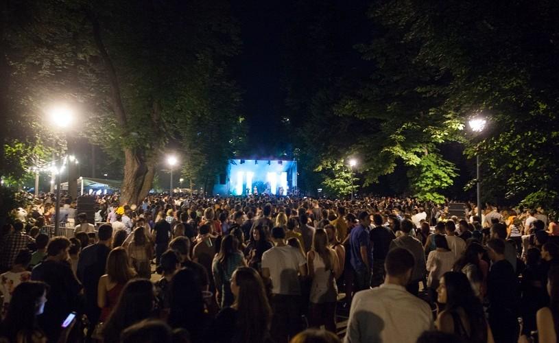 Jazz in the Park, peste 50 de mii de participanți