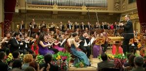Orchestra Română de Tineret, la Berlin, Aix-en-Provence şi Viena