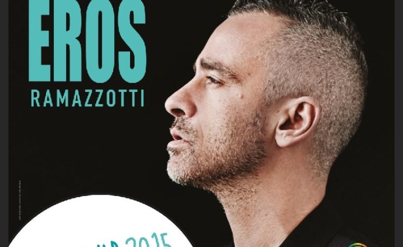 Eros Ramazzottiîn premieră la Cluj-Napoca