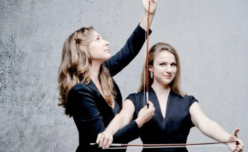Două aclamate violoniste – la Duminicile Muzicale ale Festivalului Enescu