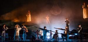 FNT 2015. THE WAR și FRONT, invitate la Festivalul Național de Teatru