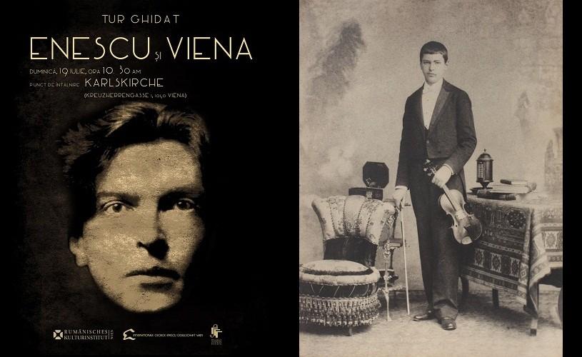 Pe urmele lui Enescu la Viena