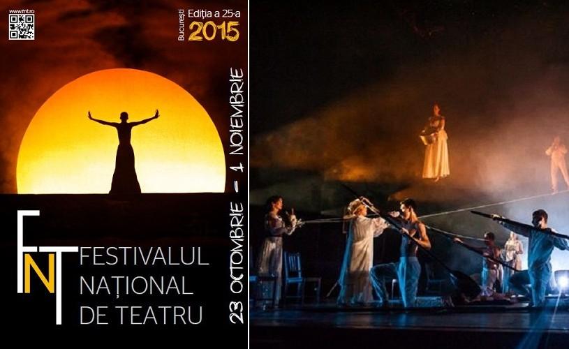 Preşedintele României a acordat Înaltul Patronaj Festivalului Naţional de Teatru