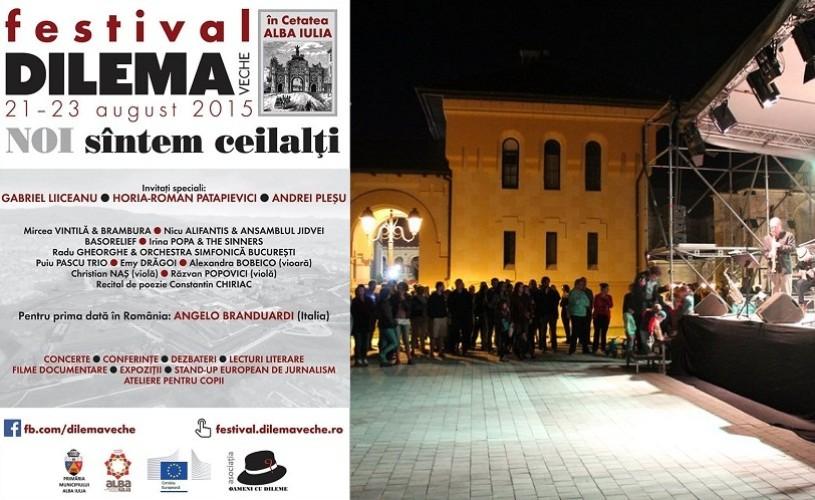 Folk, jazz şi alte fineţuri muzicale, la Festivalul Dilema veche
