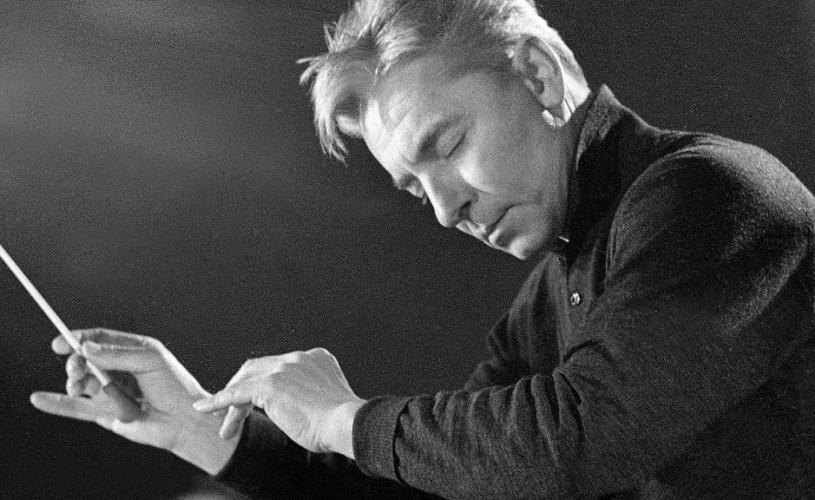 Herbert von Karajan. <strong>Unicul</strong>